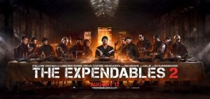The Expendables 2 - last 1 by StarkilerOmega