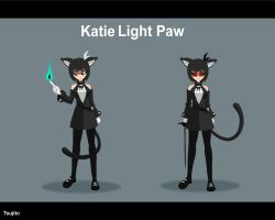 Katie Light Paw by Tsujito