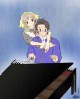 APH Austria+Hungary Serenade by emgee-chan