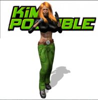 Kim Possible Take One by Chup-at-Cabra