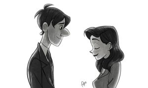 Paperman by ItoMaki