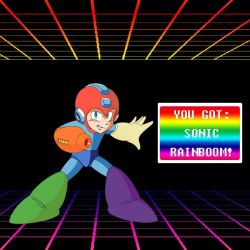 You Got Sonic Rainboom! by darkwarrior