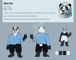 Jungle Madness - Character Reveal 6# - Marvin by Mate-ko