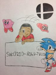 My Switch Friend Code by bfulmore