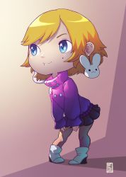 Coloring some Chibi Character by FSstudio13