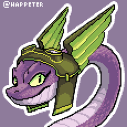 Eliana - Rivals of Aether by Happeter