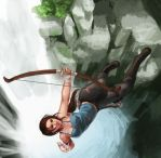 Tomb Raider by Hreazee