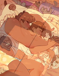 hance zine piece by dongoverlord