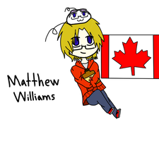 Chibi Practice-Canada by SamTheWolf12986