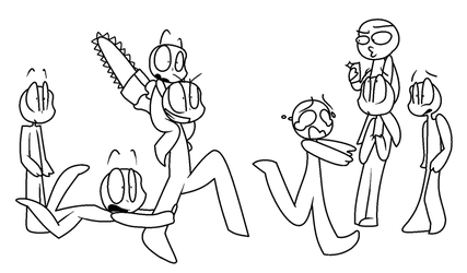 ~((Draw the Squad))~ MSPaint Friendly Ver. by To-astyTo-ast