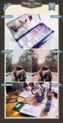 Special Photoshop Actions 12 by baturaN