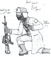 Airsoft Loadout - The Soviet by Retal19