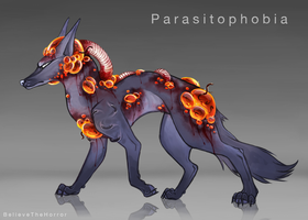 [CLOSED] Adopt Auction : Parasitophobia by BelieveTheHorror