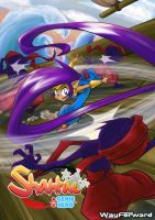 Shantae Whoosh by theinkBot