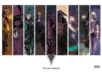 wallpaper: Azur Alliance by Wen-M