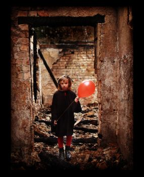 The red ballon by ssuunnddeeww