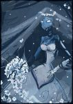 corpse bride scribble by Araniel