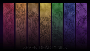 Seven Deadly Sins by linai