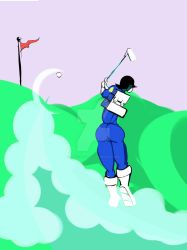 Nuclear Golf? by Anima-Souloss