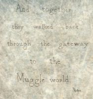Harry Potter 2 End Quote by Roselna
