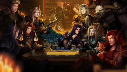 CM: A good game of Hearthstone by Arcan-Anzas