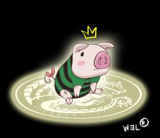 Poogie by ironman628