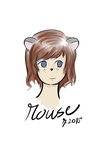 Mouse by OrionLine