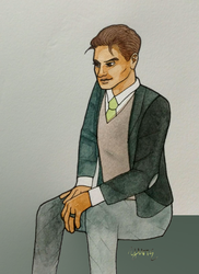 Suited for the Job by Y9ssra