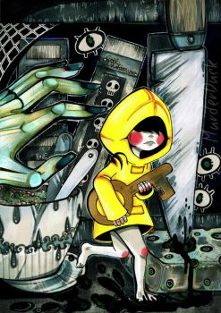 Little nightmares by MurderDuck