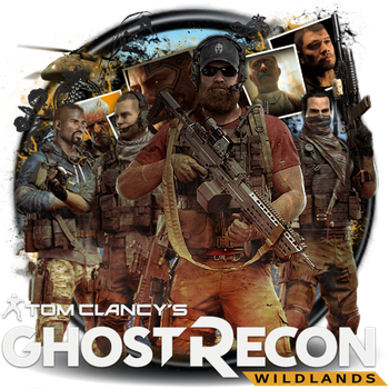 Ghost Recon: Wildlands - Dock Icon by GoldenArrow253