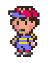Ness (PK F*ck You) by mibevan