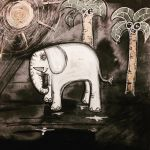Elephant by CheBertrand