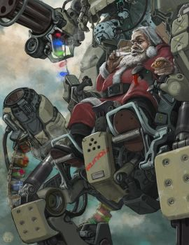Epic Santa v2 by neutronboar