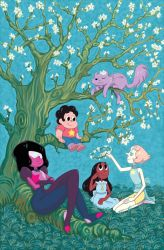 Steven Universe Issue 18 (A) Cover by missypena