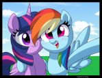 Collab: Say Cheese! by Doodle-Mark