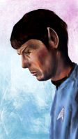 Spock by fourquods