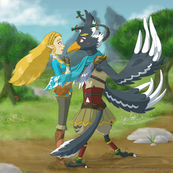 BotW - Stop Short by ShadOBabe