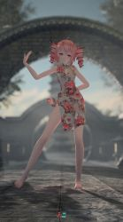 [RC's Qipao DL]Marvelous Designer 7 Qipao download by RedialC
