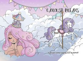 Carousel Dreams - Coever Art by YamPuff