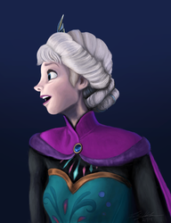 Let It Go by Lindenlin