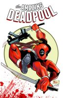 The Amazing Deadpool by DarthTerry