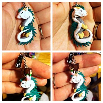 Haku charm by LittleCLUUs
