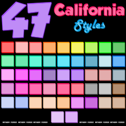 California Styles (Re-upload) by AnthonyGimenez