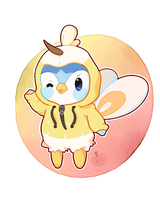 cutiefly.. piplup?