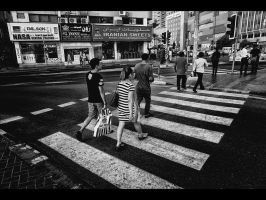 Crossing Stripes by MARX77