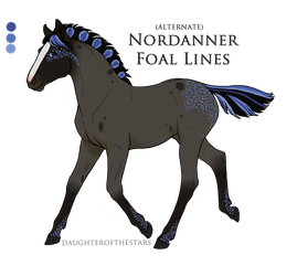 5237 Foal Recreation by AhernStables