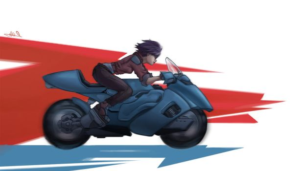 Motorcycle by Luca72