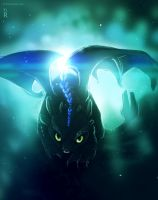 Toothless by Ti-R