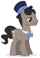11th Doctor Whooves by Tsume-pazur