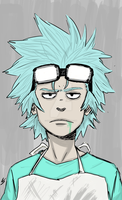 A Young Rick Sanchez by spookylolly